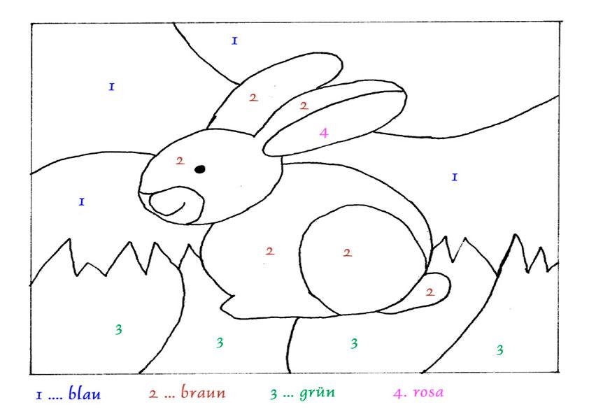 Malen nach Zahlen 3