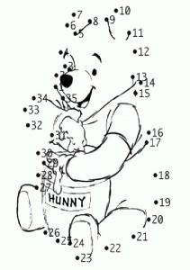Zeichnen nach Zahlen 29