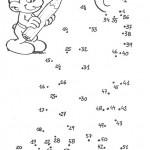 Zeichnen nach Zahlen-45