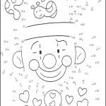 Zeichnen nach Zahlen-48