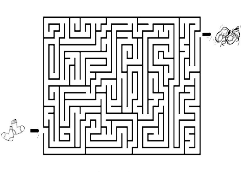 Ausmalbilde-Labyrinthe-23