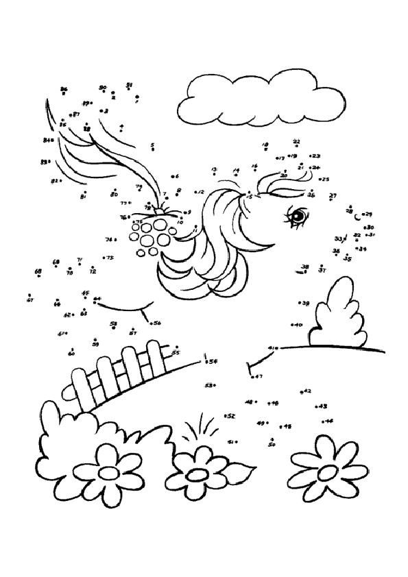ausmalbilder zeichnen nach zahen-63