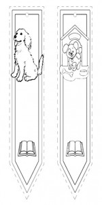 ausmalbilder bookmarks-10