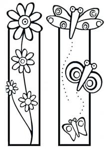 ausmalbilder bookmarks-12