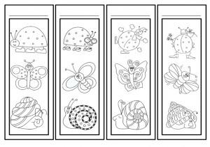ausmalbilder bookmarks-15