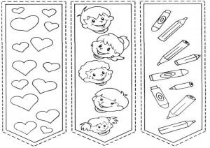 ausmalbilder bookmarks-6