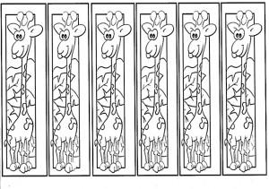 ausmalbilder bookmarks-9