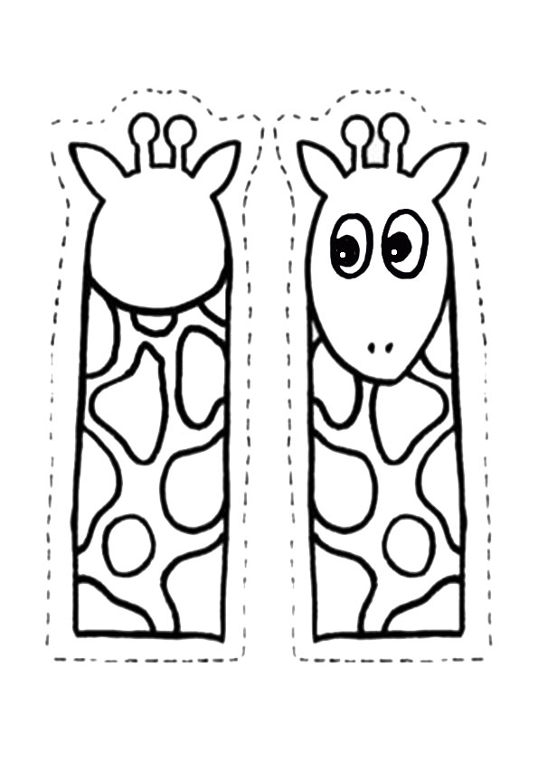 ausmalbilder bookmarks-18