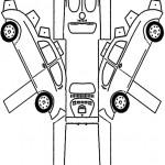Ausschneiden auto- 3