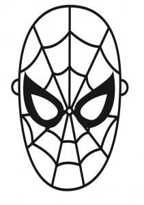 ausmalbilder masken-9