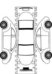 ausmalbilder ausschneiden auto -6