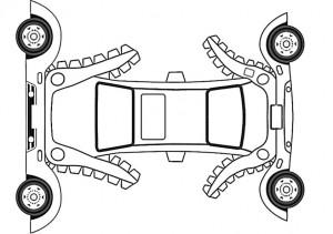 ausmalbilder ausschneiden auto -7
