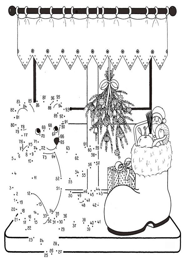 ausmalbilder weihnachten-1