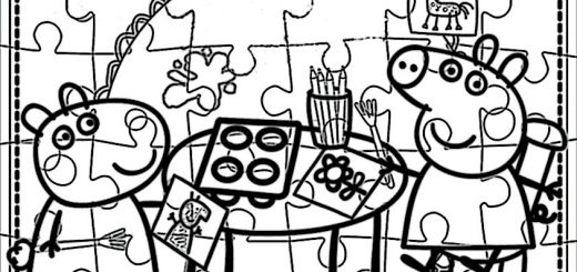 ausmalbilde puzzlespiele-28