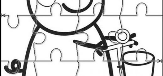 ausmalbilde puzzlespiele-29