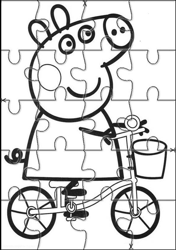 ausmalbilde puzzlespiele -29