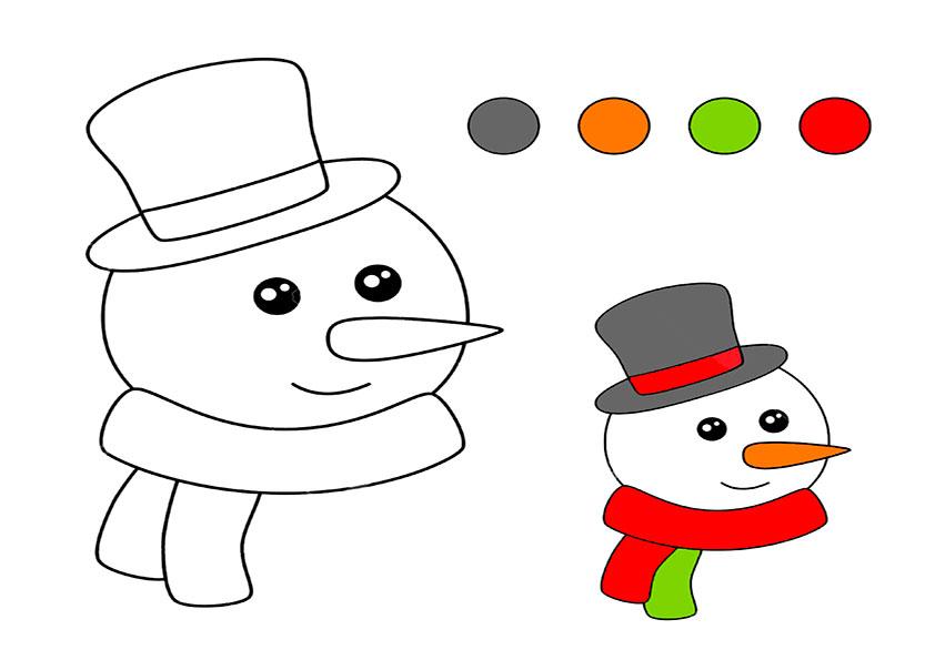 malen nach zahlen weihnachten-12